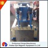 Máquina da corrente de redemoinho na madeira que recicl a indústria para a remoção dos rebites e das dobradiças do bronze