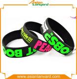 Heißer verkaufenform-SilikonWristband