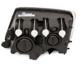 良質のFotonの自動車部品のヘッドランプ