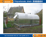 Protection ULTRAVIOLETA Polycarbonate Sheet con 10 Years Warranty