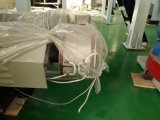 HDPE aba 3 couches de coextrusion de machine de soufflement de film pour des sacs à provisions