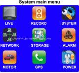 バスCar Standalone 3G GPS WiFi Mdvr