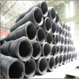 Alambre de acero galvanizado sumergido caliente de alto carbón