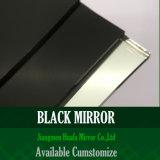 Specchio di vetro della cucina della famiglia della villa dello strato dello specchio di vetro del grattacielo dello specchio dello specchio riflettente nero di colore scuro