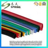 Shandong boyau de jardin de tissu-renforcé de PVC d'arrosage et d'irrigation de Weifang