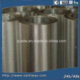 Bobina de aço de alumínio da liga do teste padrão