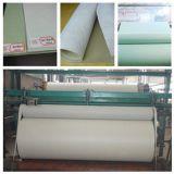 Polyester-nichtgewebtes Gewebe für Aufbau