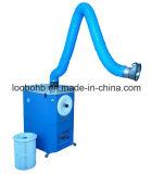 Extrator industrial das emanações do corte do plasma do laser com o filtro da filtragem do cartucho