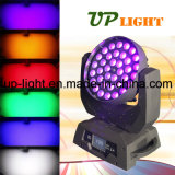 36X18W RGBWA紫外線Zoom 6in1 LED Stage Light