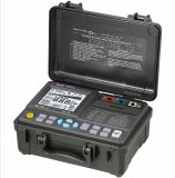 高圧DIGITAL Insulation Resistance Tester Ms5215 5000V 3mA、Temp。 (- 10-70C) Megger Peakmeter