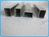 Трубы нержавеющей стали прямоугольные для конструкции