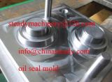 Уплотнение масла вулканизируя горячее давление делая машину