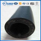 Tubo flessibile di gomma idraulico di fibra ad alta resistenza Braided (SAE100R3)