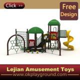 CE plastique de commerce extérieur de jeu pour enfants pour le parc (X1224-6)
