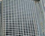 Koolstof smeden-Gelaste Grating van het Staal voor Waterleidingsbedrijven