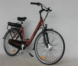 E-Bicicleta de la batería de litio de señora City Style 36V del motor de 250W 8fun (JSL036G-4)
