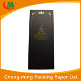 Твердая и симпатичная бумажная коробка подарка магнита с складывая типом