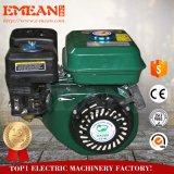Motor de gasolina modelo 1800rpm 6.5HP de la caja de engranajes de China medio con el embrague