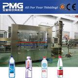 Machines de remplissage d'eau minérale automatiques en usine
