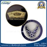 Moneda militar de encargo profesional del ejército
