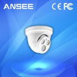 スマートな住宅用警報装置のためのIRの探知器が付いているドームIPのカメラ