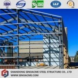 Vorfabrizierter Stahlrahmen für Lager