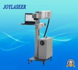 machine de vol d'inscription du laser 20/30/50W pour le plastique/câble