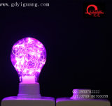 RGB 가정 당 훈장 LED 구리 철사 빛 Dimmable 2W Edison 포도 수확 RGB LED 전구