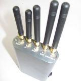 Brouilleur de signal mobile multifonction portable WiFi Bluetooth 3G