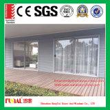 Porte en aluminium à chaud avec verre isolant Low-E