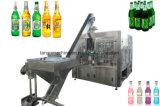 Garrafa de vidro Cerveja 3in1 Unidade de enchimento Linha de produção Equipamento
