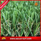 좋은 품질 녹색 싼 인공적인 뗏장 양탄자 조경 합성 물질 잔디