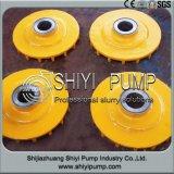 De centrifugaal Slijtvaste Vervangstukken van de Pomp van de Dunne modder