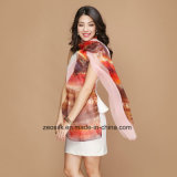 Großhandelsdame Silk Long Fashion Scarf
