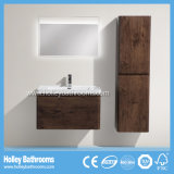 Quanity alta montado en la pared Mueble de baño con la lámpara LED y lateral Vanidad (BF320D)