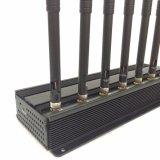 Lojack/WiFi/VHF UHFの携帯電話の妨害機8は60メートルにバンドを付ける