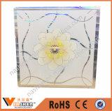 가장 새로운 60*60cm PVC 벽면