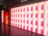 Visualización de LED a todo color de interior P3.91 con la alta definición
