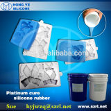 Caucho de silicón líquido para la fabricación de cerámica de los moldes