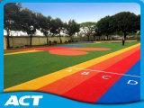 多彩な人工的な幼稚園の草の運動場の草L40