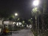 luz de rua 15W-50W solar ao ar livre Integrated com 3 anos de garantia