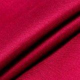 Dickflüssiges Baumwollspandex-Satin-Gewebe der Hosen