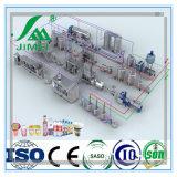 Preiswerter kommerzieller automatischer Joghurt, der maschinelle Herstellung-Zeile bildet