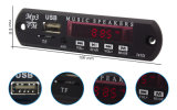 Placa de rádio quente do decodificador do jogador do MP3 FM da venda