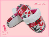 Ladies New Winter Fashion Cute Warmers Plush Indoor Slippers&#160 Soft;