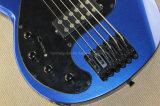 Нот Hanhai/левша синь 6 шнуров электрическая басовая гитара