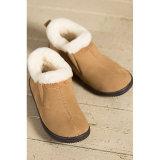 Schaffell-Pelz-Muffen-beiläufige Schuhe für Frauen