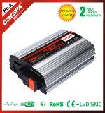 C.C. 12V del USB del coche 600W al inversor modificado 220V de la potencia de onda de seno de la CA