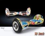Скейтборд Bluetooth дистанционный электрический Hoverboard 10 дюймов электрический