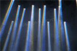 Mini Lichte 7PCS 10W LEIDENE van het Oog Beeye Bol die het HoofdLicht van het Stadium van de Was bewegen